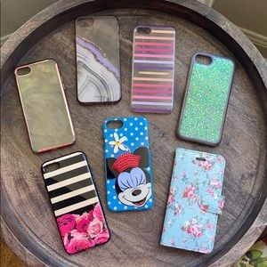 iPhone 7 case lot